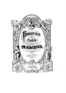 Humoresques, Op.48: Humoresques by Theodor Kirchner