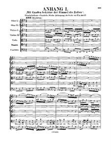 Die Zeit, die Tag und Jahre macht (Time, Which Day and Year Doth Make), BWV 134a: Die Zeit, die Tag und Jahre macht (Time, Which Day and Year Doth Make) by Johann Sebastian Bach