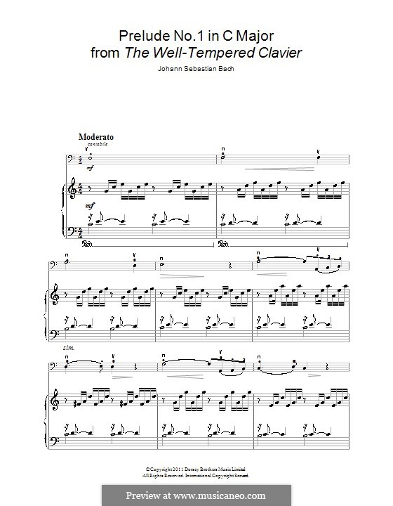 Ave Maria (Printable Sheet Music): para Violoncelo e piano by Johann Sebastian Bach, Charles Gounod
