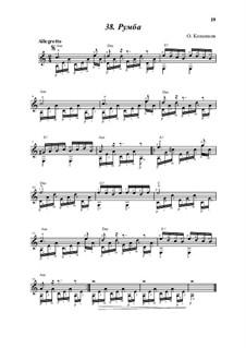 Rumba, Op.16: Rumba by Oleg Kopenkov