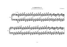 Etude No.27 for piano, MVWV 244: Etude No.27 for piano by Maurice Verheul