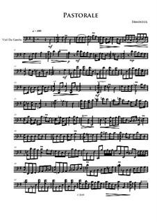 Pastorale: For viola da gamba by Irminsul Harp