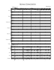 The Kona Concerto: The Kona Concerto by Irminsul Harp
