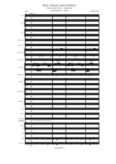 Symphony No.1 in A Minor: Primero movimento by Irminsul Harp