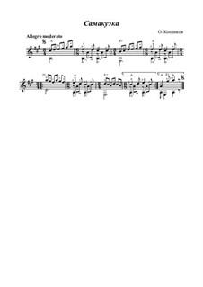 Zamacueca, Op.16: Zamacueca by Oleg Kopenkov