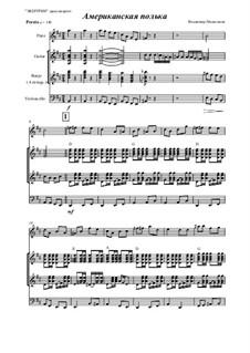 American polka: American polka by Vladimir Malganov