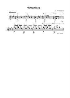 Farandole, Op.16: Farandole by Oleg Kopenkov