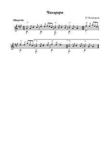 Chacarera, Op.16: Chacarera by Oleg Kopenkov
