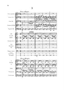 No.3 Polka: Partitura completa by Antonín Dvořák