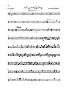 Skargardsshyllning: parte viola by Hans-Jürgen Philipp