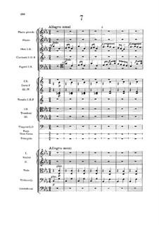 No.7 Skočná: Partitura completa by Antonín Dvořák