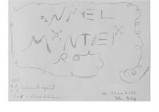 Grafismo No.1 para Daniel Monteiro, para qualquer instrumento solo: Grafismo No.1 para Daniel Monteiro, para qualquer instrumento solo by Zoltan Paulinyi