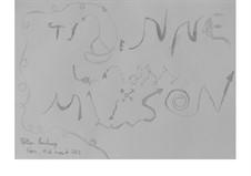 Grafismo No.2 para Etienne Lamaison, para qualquer instrumento solo: Grafismo No.2 para Etienne Lamaison, para qualquer instrumento solo by Zoltan Paulinyi