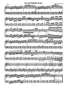 Etude No.1, Ор.3: Estudo No.1 by Ksardas