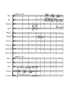Complete Symphony: Partitura completa by Antonín Dvořák