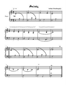 Melody: melodia by Arthur Orenburgsky
