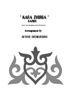 Kara Zhorga: Kara Zhorga by folklore