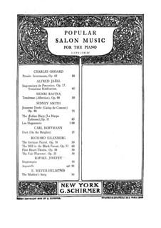 Impromptu: para um único musico (Editado por H. Bulow) by Rafael Joseffy