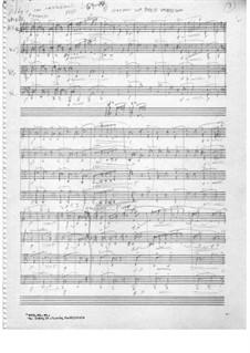 Adagio con variazioni: Adagio con variazioni by Ilias Chrissochoidis