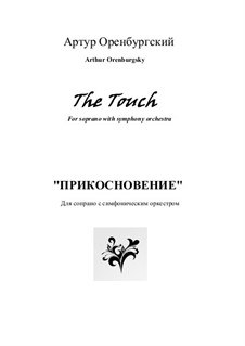 The Touch: The Touch by Arthur Orenburgsky