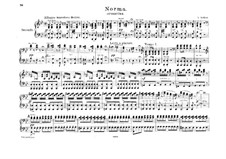 Overture: Para Piano by Vincenzo Bellini