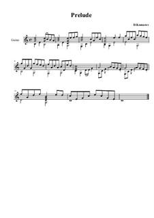 Prelude: Prelude by Dmitry Komarov
