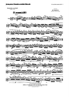 Sonata No.366 in D Minor, K.1 L.366 P.57: For flute solo by Domenico Scarlatti