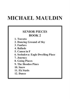 Senior Pieces: Written for My Students at Their High School Graduation: Livro 2 by Michael Mauldin