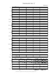 Symphony No.2: Symphony No.2 by Irminsul Harp