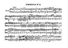 Symphony No.96 in D Major 'The Miracle', Hob.I/96: versão para piano de quatro mãos by Joseph Haydn