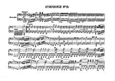 Symphony No.85 in B Flat Major 'The Queen', Hob.I/85: versão para piano de quatro mãos by Joseph Haydn