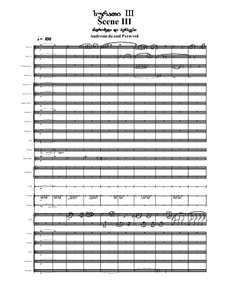 Andromeda's Adventure, Op.18: cena III by Nino Janjgava