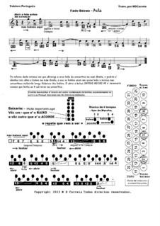 Fado Beirao No.1: For concertina (or Accordion) by folklore
