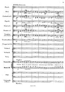 Antigone, Op.55: No.1-4 by Felix Mendelssohn-Bartholdy