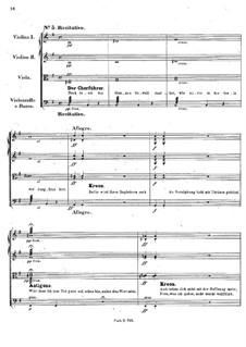 Antigone, Op.55: No.5-7 by Felix Mendelssohn-Bartholdy