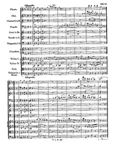 Concerto for Piano and Orchestra No.24 in C Minor, K.491: movimento III by Wolfgang Amadeus Mozart