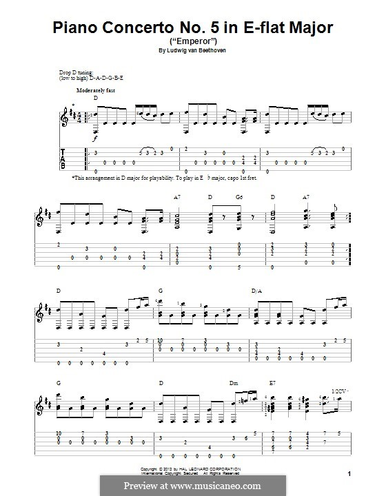 Fragments: Para guitarra com guia by Ludwig van Beethoven