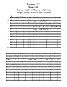 Andromeda's Adventure, Op.18: Scene XI by Nino Janjgava