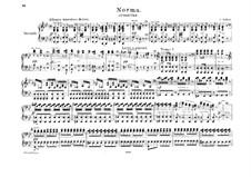 Overture: para piano de quadro mãos by Vincenzo Bellini