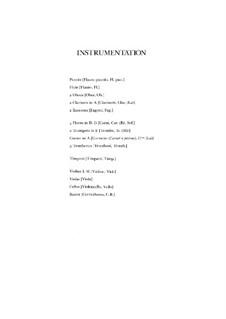 Béatrice et Bénédict (Beatrice and Benedick), Op.27: abertura by Hector Berlioz
