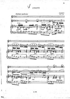 Andante in C Minor: Andante in C Minor by Johann Joachim Quantz