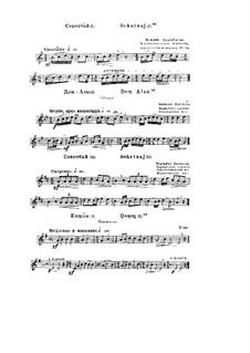 Kyrgyz Folk Melodies: Kyrgyz Folk Melodies by Alexander Zataevich