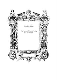 The School of Octave Playing, Op.48: livro II by Theodor Kullak