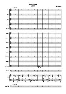 Mad Haus: For big band (version 2) by Dino Residbegovic