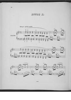 Études d'exécution transcendante, S.139: No.10-12 by Franz Liszt
