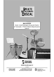 Macaxeira: Banda de Música by Welligton Sousa
