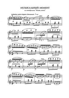Moment Musical: Moment Musical by Eugen Doga
