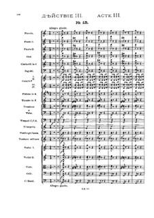 No.15: No 15 by Pyotr Tchaikovsky