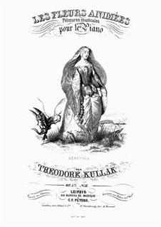 Les Fleurs Animées, Op.57: No.2 Nenuphar, Rêverie by Theodor Kullak