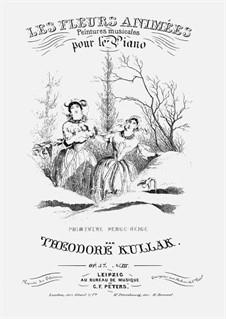 Les Fleurs Animées, Op.57: No.3 Primevère. Perce-Neige, Idylle by Theodor Kullak